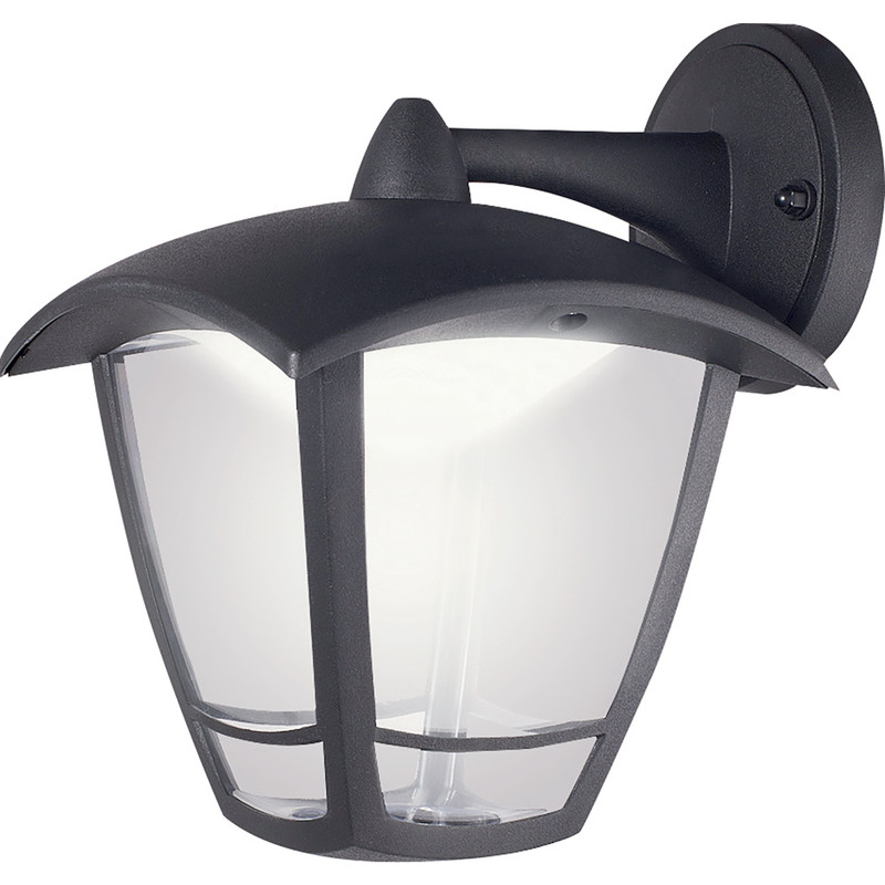 Luceco LED 4 Panel Coach Lantern IP44