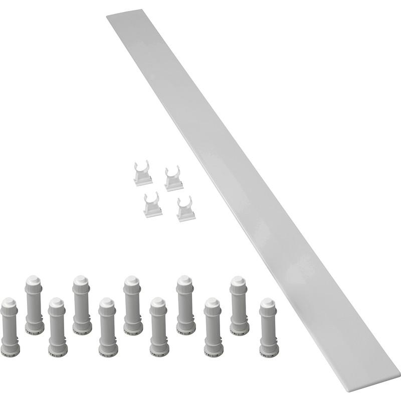 Mira Flight Low Offset Quadrant Riser Conversion Kit