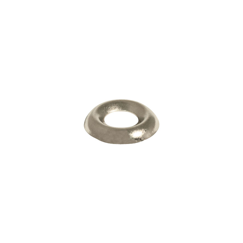 Screw Cup Solid Brass