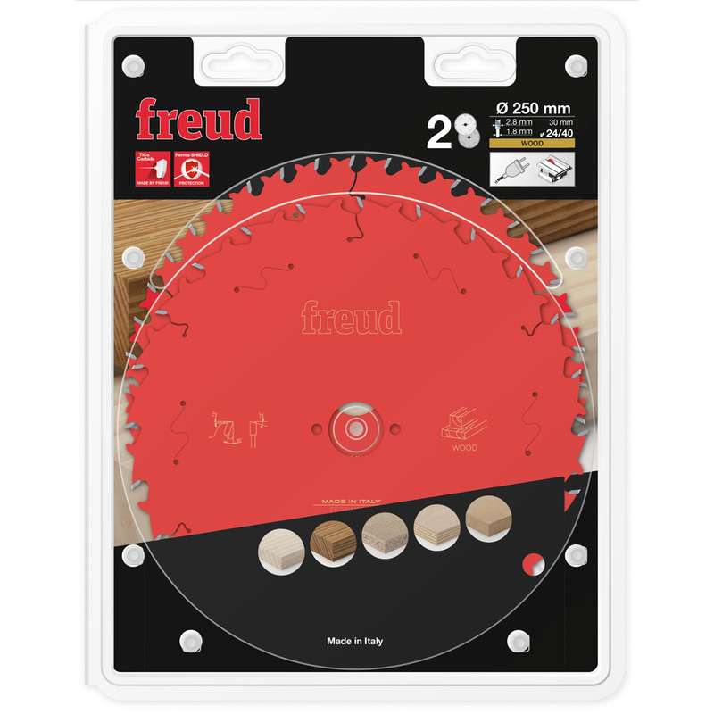 Freud Twin Pack Table Saw Blades