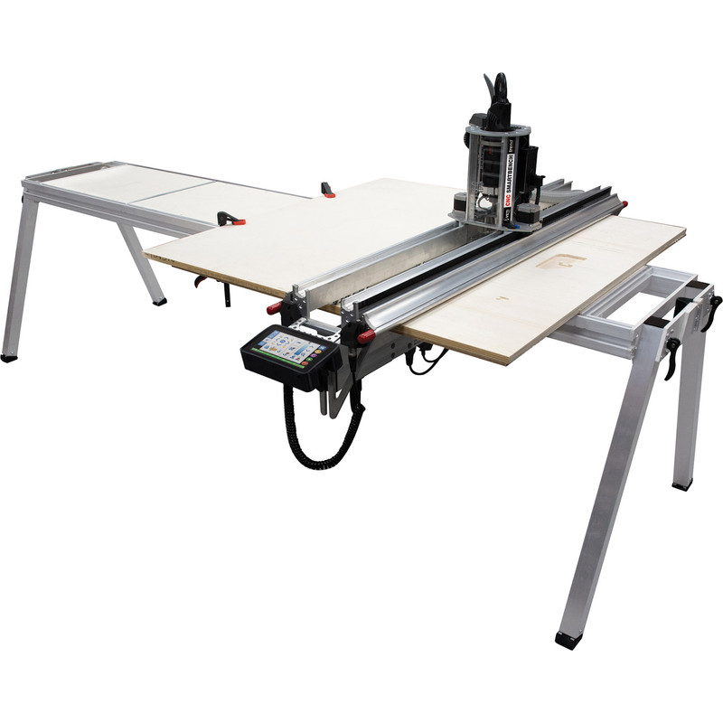 Trend Yeti CNC Precision Pro Smartbench with V-Carve Software