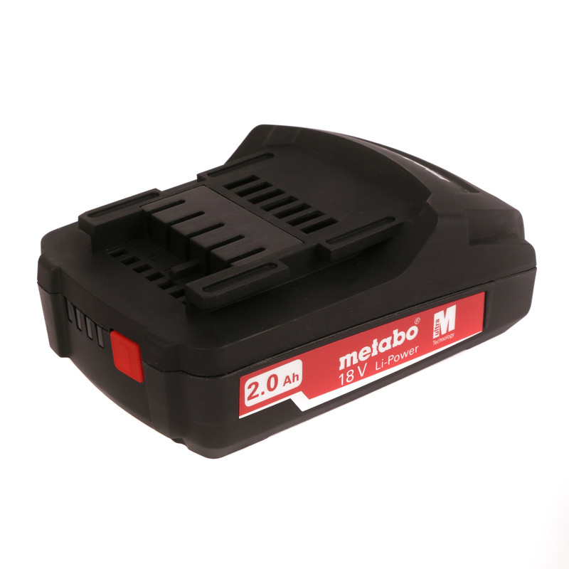 Metabo 18V Li-Ion Battery