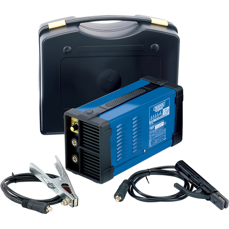 Draper 165A ARC/TIG Inverter Welder Kit
