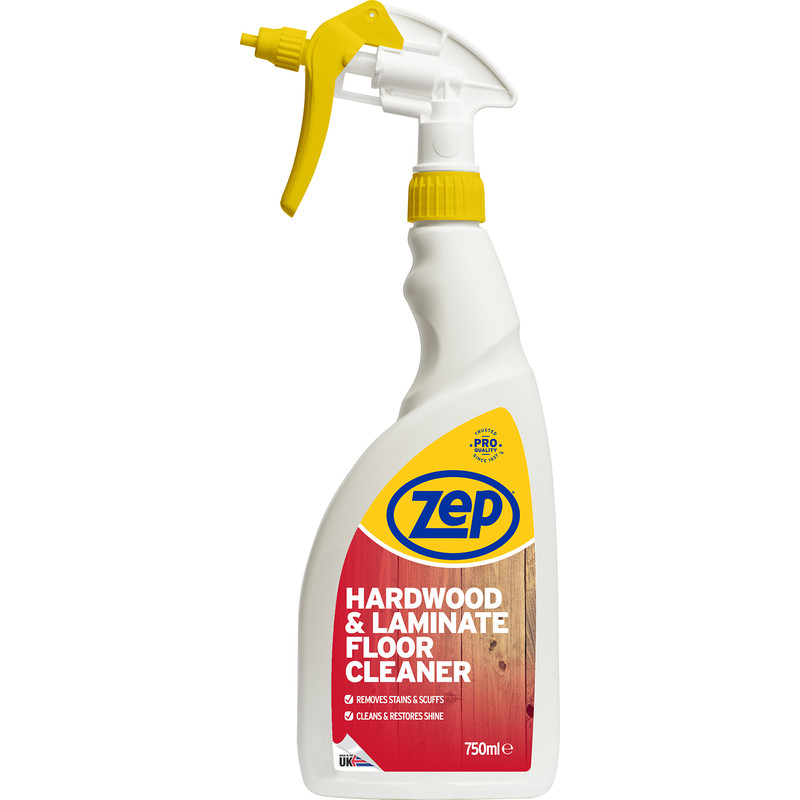 Zep Commercial Hardwood and Laminate Floor Cleaner
