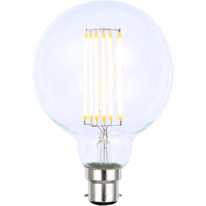 Vintage LED Filament G95 Globe Bulb Lamp