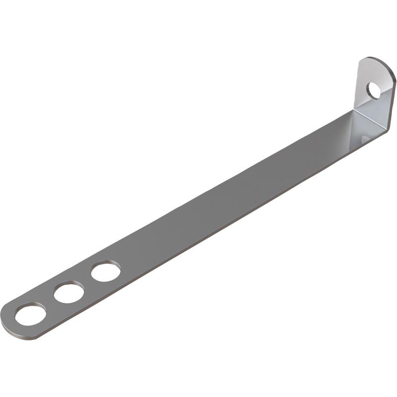 Galvanised Safety End Frame Cramp