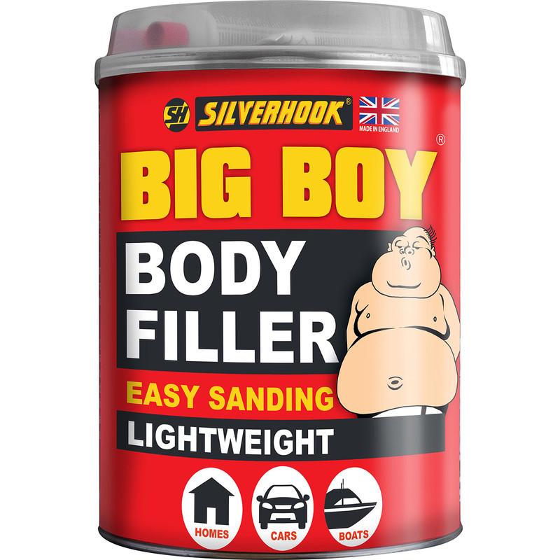 Big Boy Lightweight Body Filler