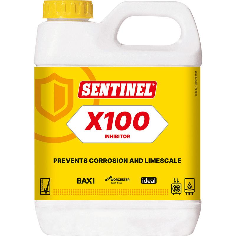 Sentinel X100 System Inhibitor