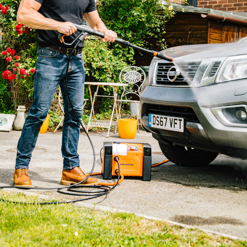 Yard Force EW U13 1800W Compact Pressure Washer