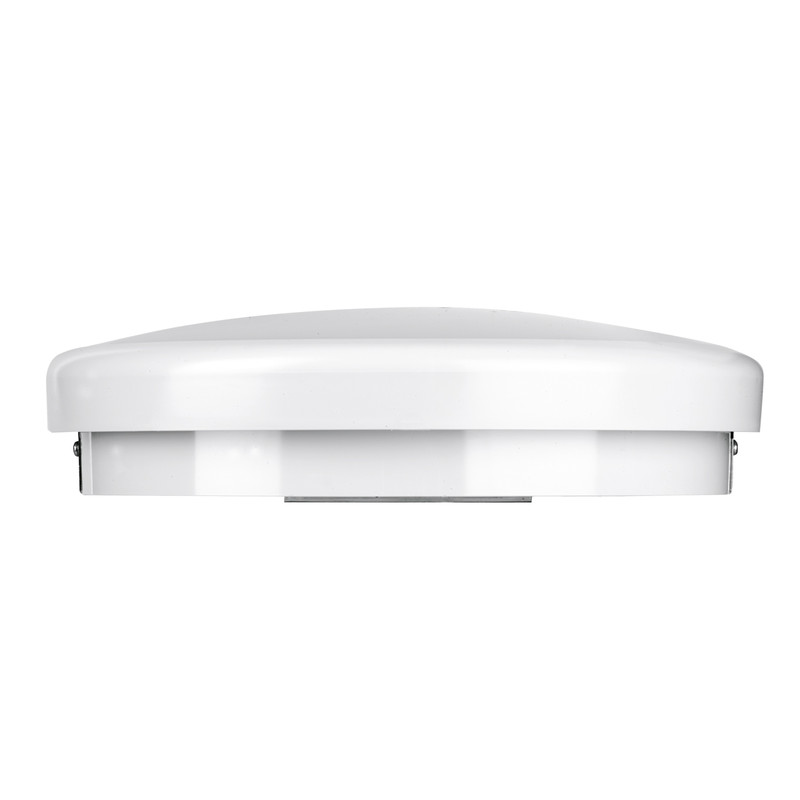 Utilite LED Round Polycarbonate IP65 Utility Bulkhead
