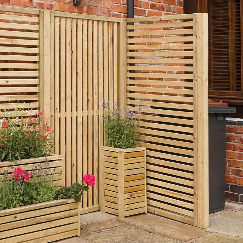 Rowlinson Garden Creations Vertical Screens