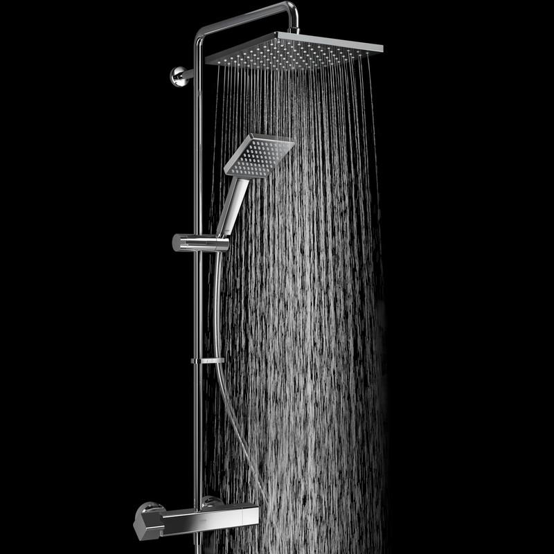 Mira Honesty ERD Thermostatic Bar Mixer Shower
