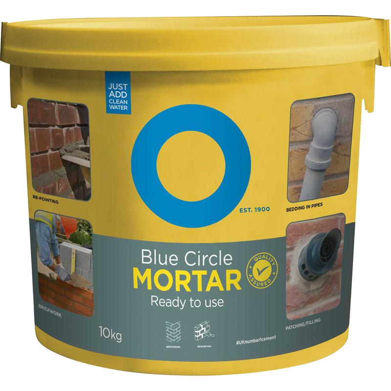 Blue Circle Mortar Mix