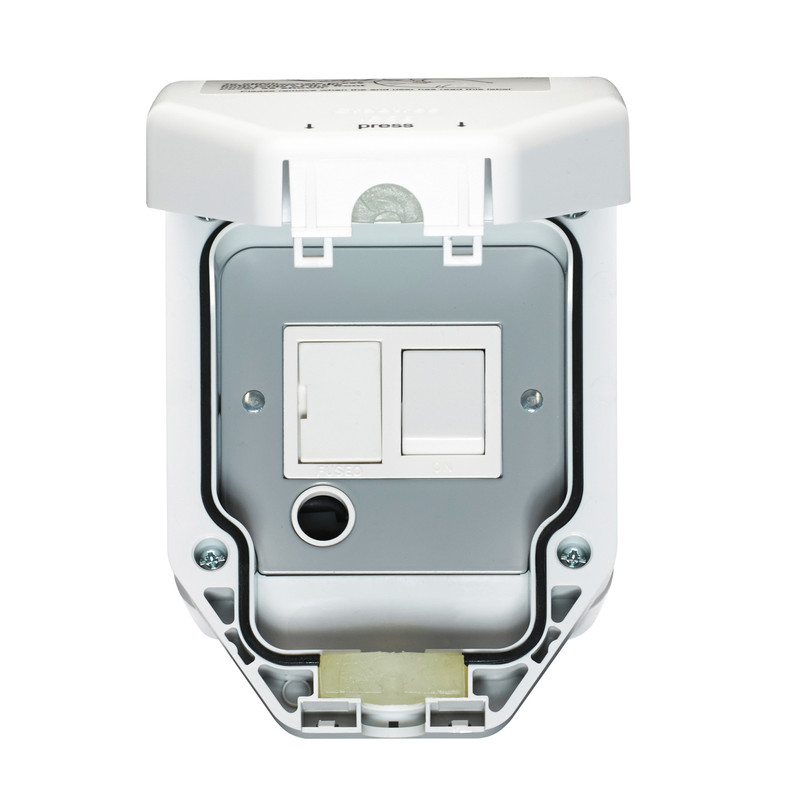 Crabtree IP56 13A Switched Fused Spur