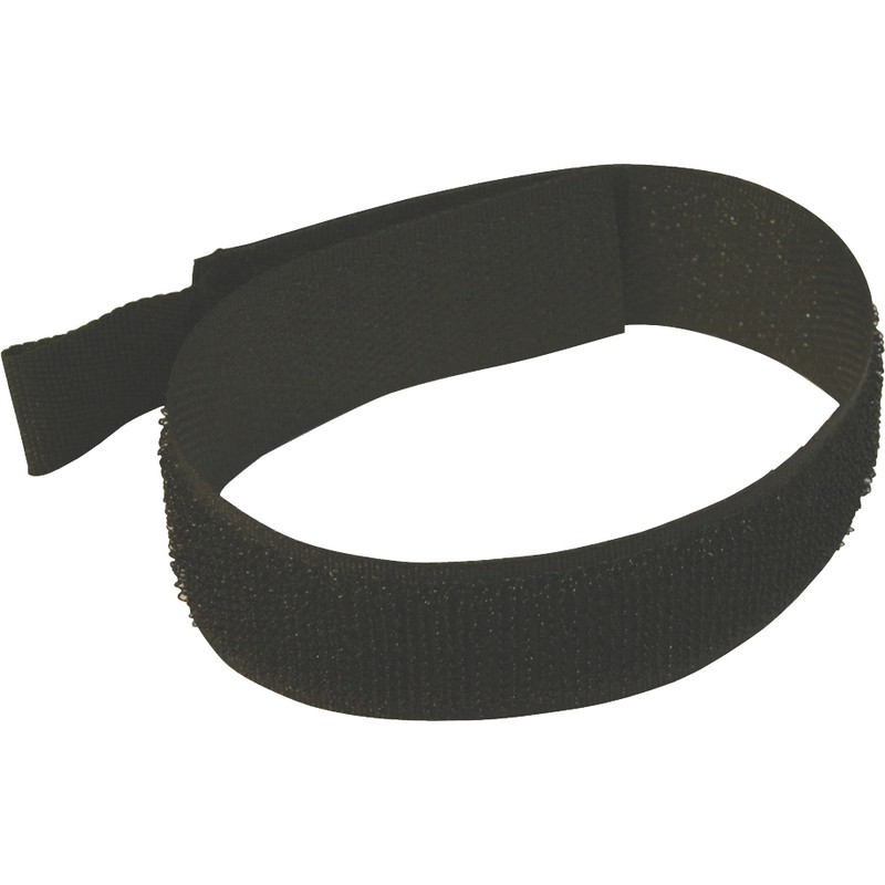 3277474564b4 Hook & Loop Cable Tie 150mm Black