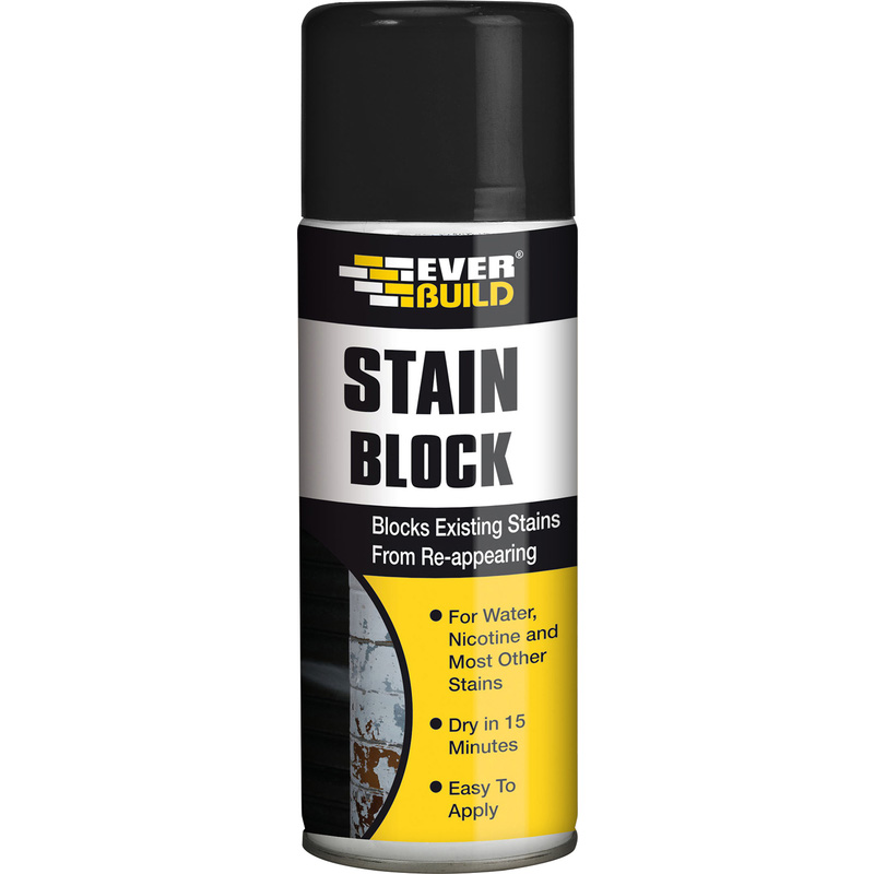 Stain Block Spray Paint 400ml