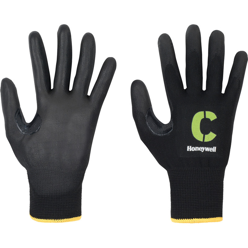 Honeywell PU Cut 5 Resistant Gloves