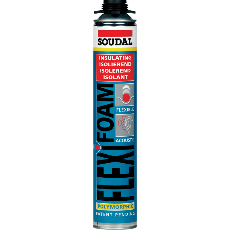 Soudal Flexible Expanding Foam