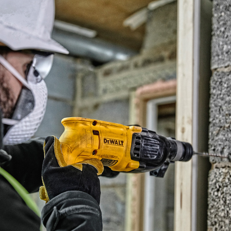 DeWalt D25033K 3 Mode 22mm SDS Hammer Drill