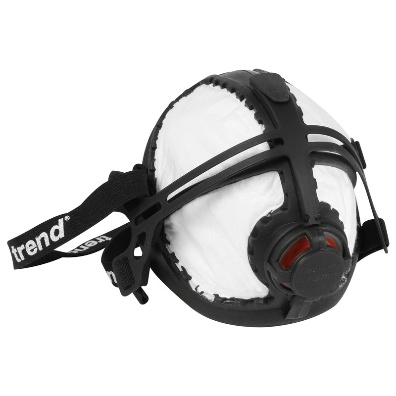 Stealth Litepro Fold Flat Dust Mask