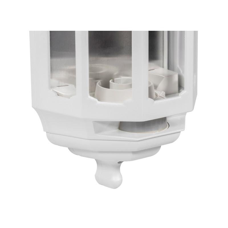 ASD Half Lantern IP44 Polycarbonate