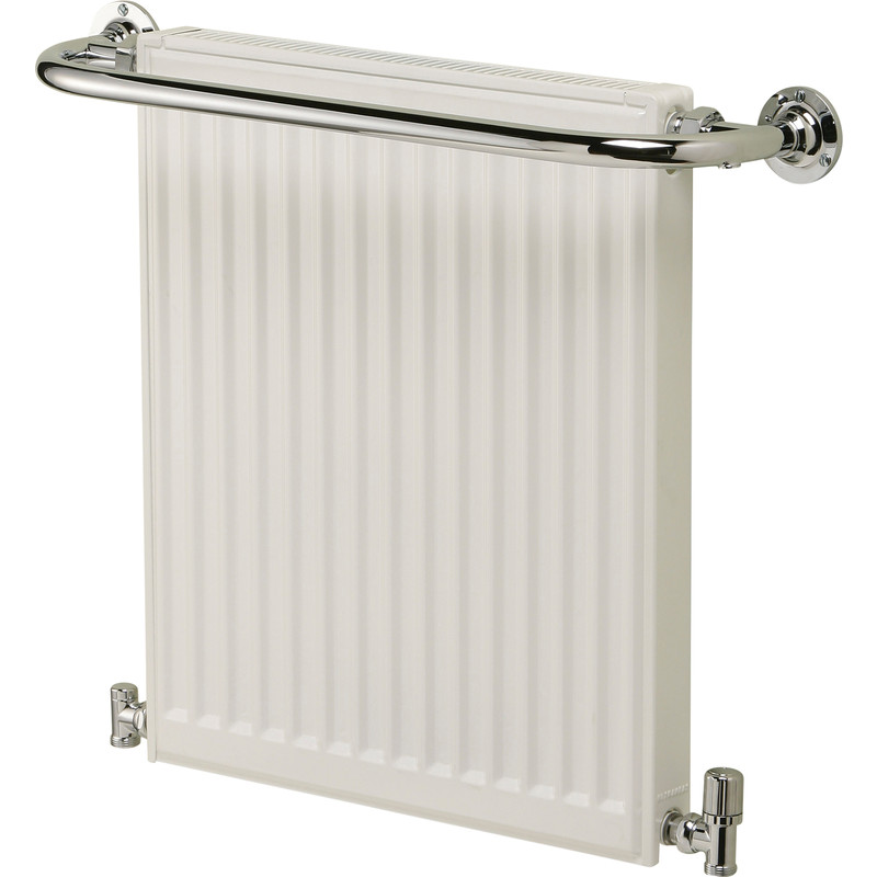 Ultraheat Hampton Compact Double Panel Designer Towel Warmer