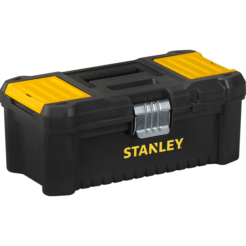 Stanley Essential Toolbox Metal Latch