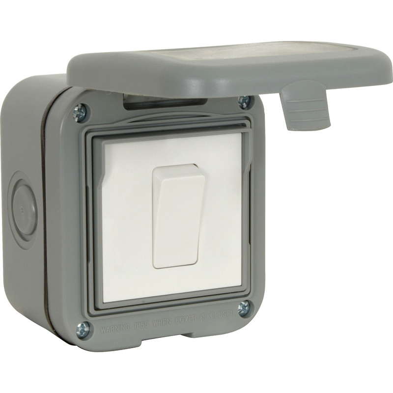 BG IP55 Switch