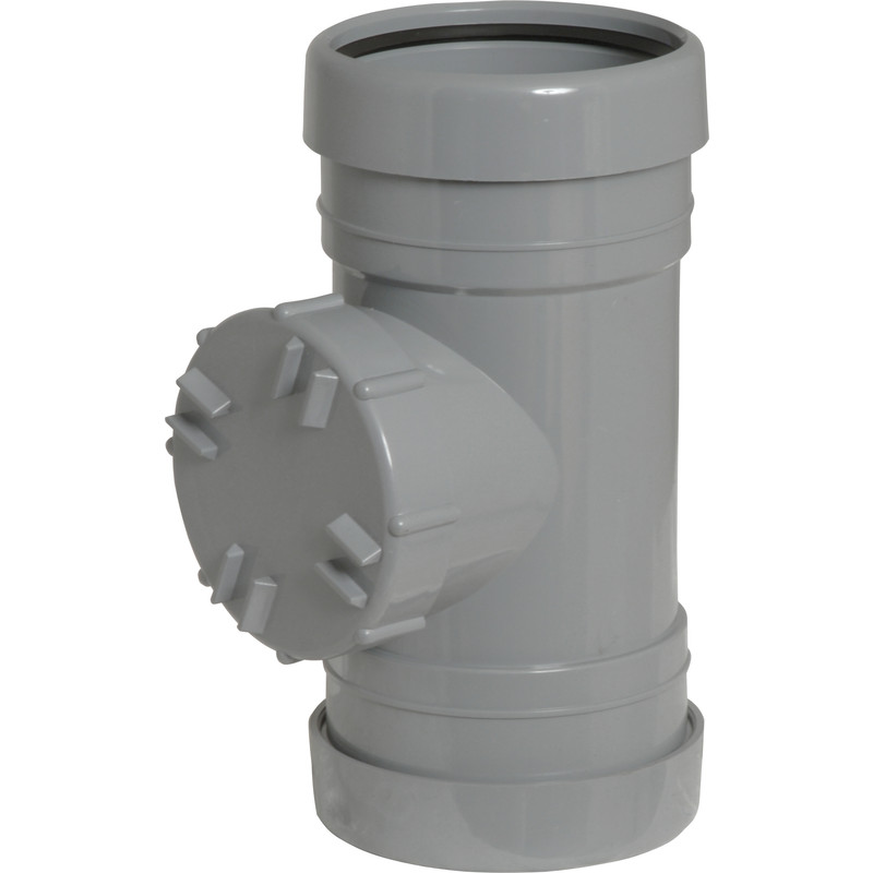 Access Pipe 110mm