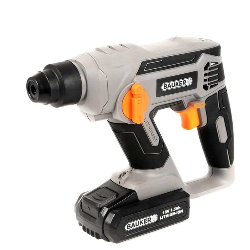 Bauker 18V Compact SDS Rotary Hammer Drill