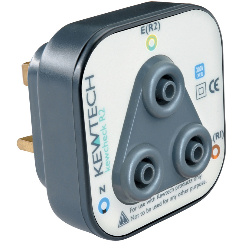 Kewcheck R2 Socket Testing Adaptor