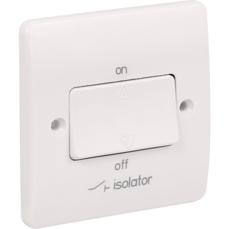 MK Fan Isolator Switch