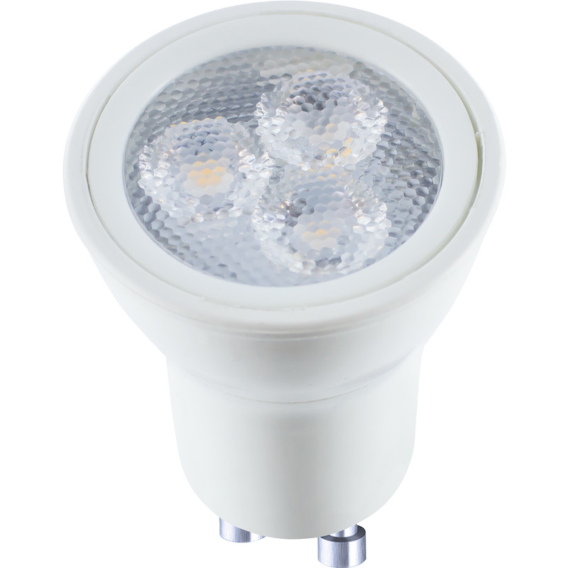 Integral LED GU10 35mm Lamp