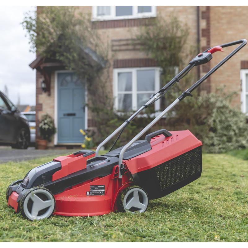 Einhell Expert GE-CM 18/30 Li 18V 30cm Cordless Lawnmower