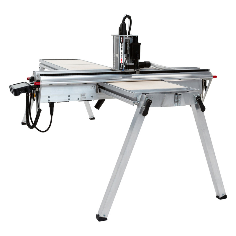Trend Yeti CNC Precision Smartbench with V-Carve Software