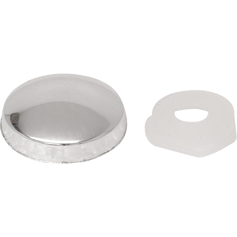 Plastic Dome Screw Cover