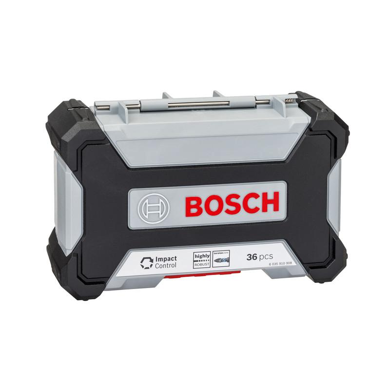 Bosch Impact Control Screwdriver Bit Set