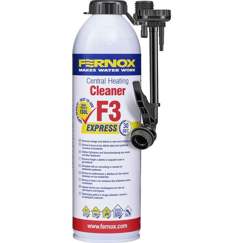 Fernox F3 Central Heating Cleaner