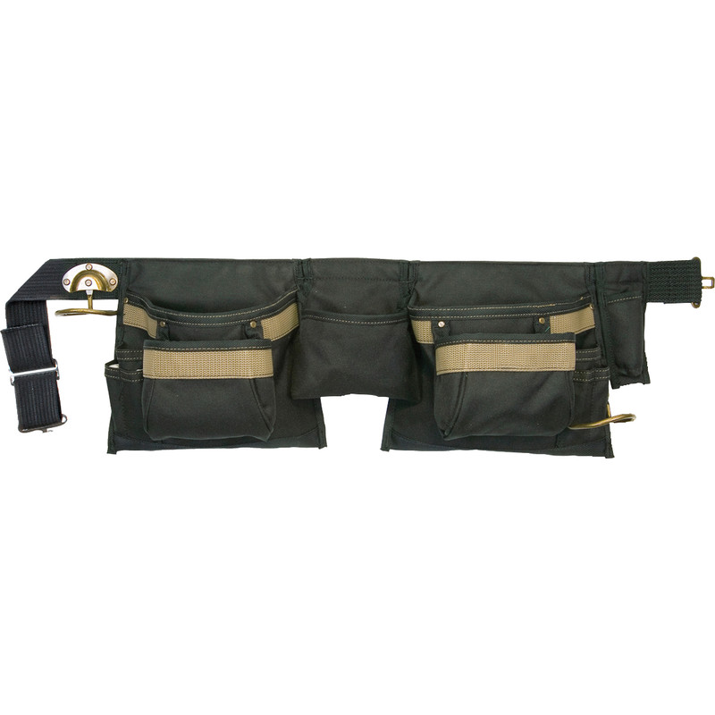 CLC 12 Pocket Ballistic Nylon Work Apron