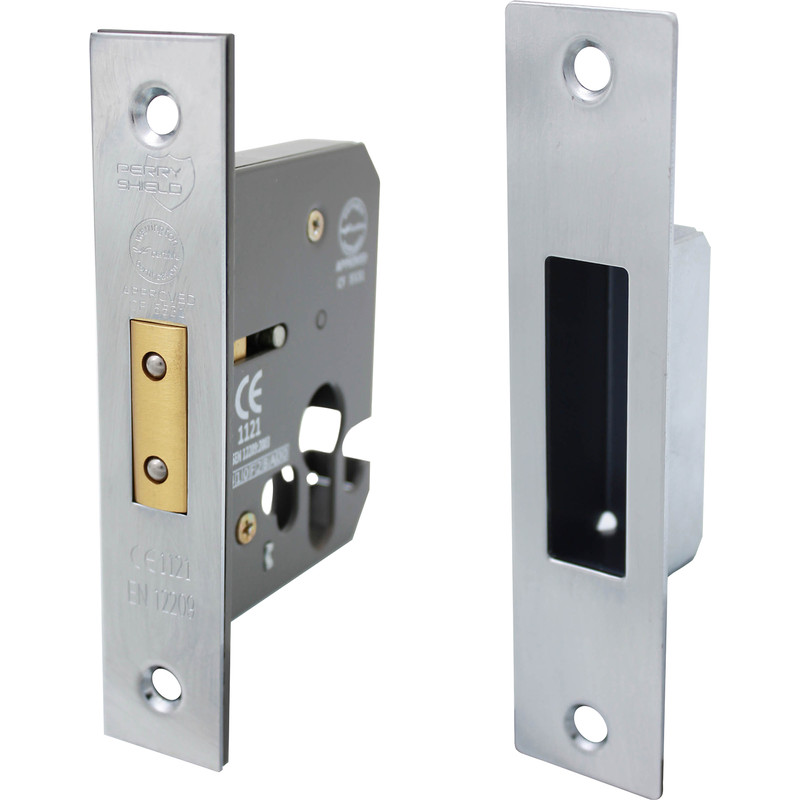 Euro Profile Mortice Deadlock
