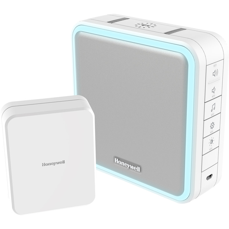 Honeywell Wired To Wirefree Door Chime Converter Kit
