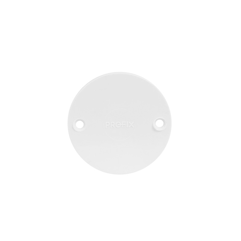 PVC Box Lid Round