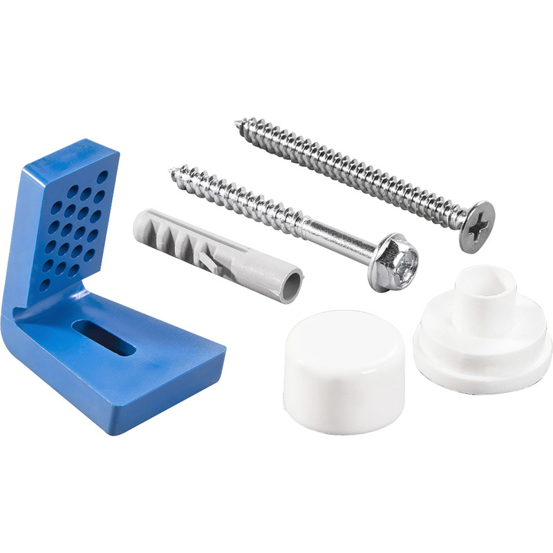 Rawlplug WC or Bidet Side Fixing Kit