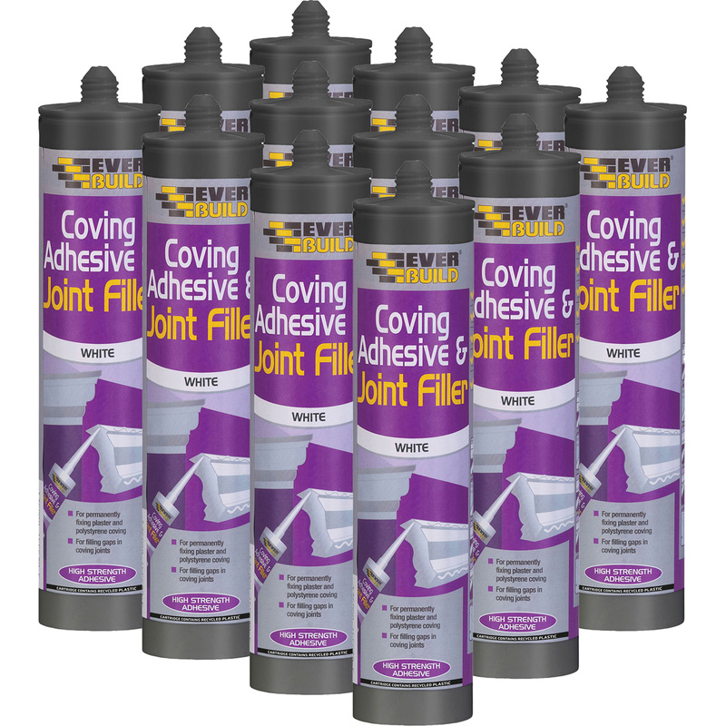 Solvent Free Coving Adhesive & Filler