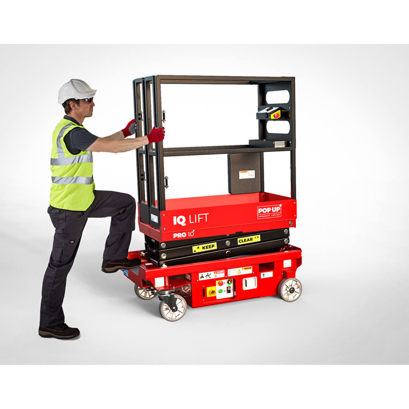 POP UP PROIQ10 Push Around Lift
