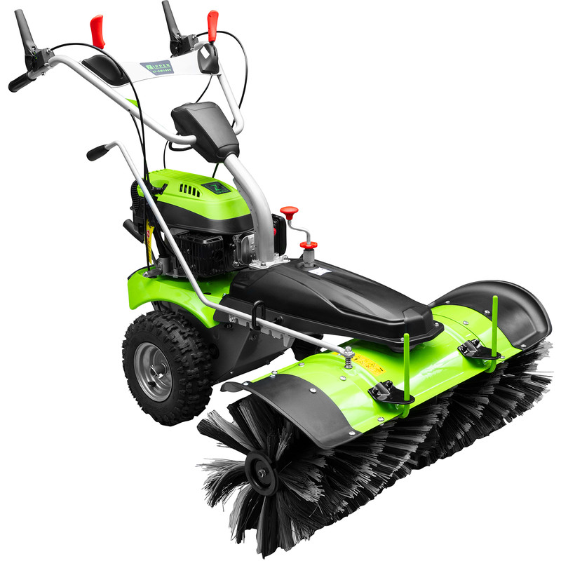 Zipper KM1000 4.8 H Petrol Sweeper