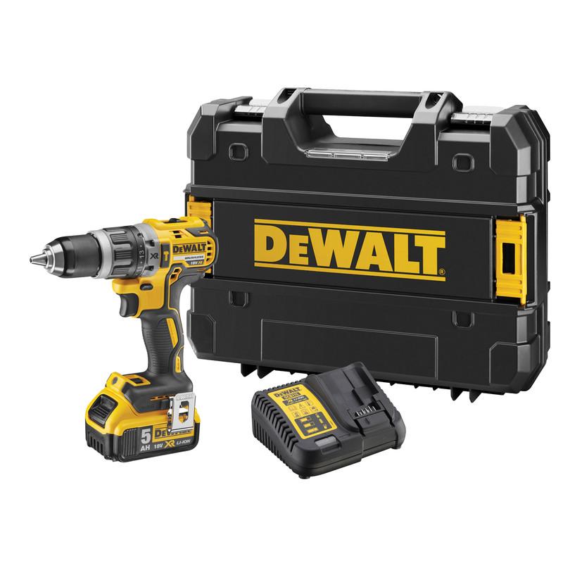 DeWalt 18V XR Cordless Brushless Combi Drill