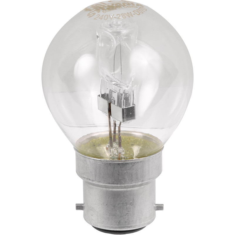 Sylvania Energy Saving Halogen Ball Lamp