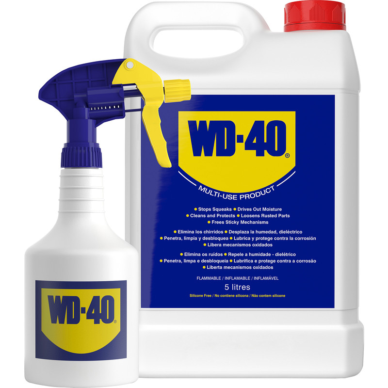 WD-40 & Spray Applicator