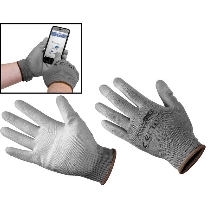 Smart Touch Palm Gloves